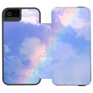 Capas de iphone do céu do arco-íris