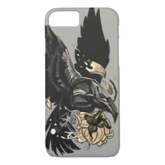 Capas de iphone do corvo