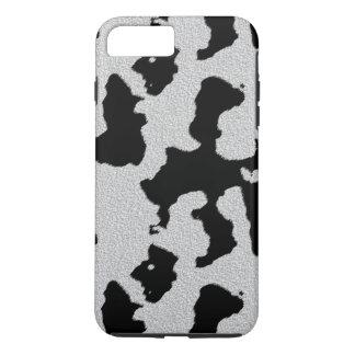Capas de iphone do couro cru da vaca