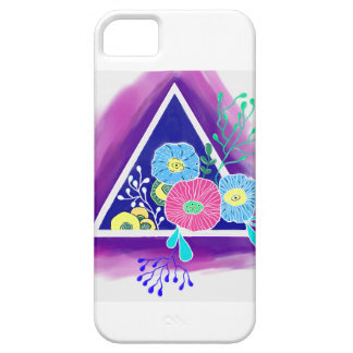 Capas de iphone do design floral