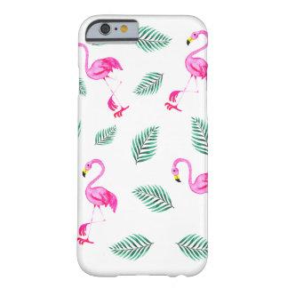 Capas de iphone do flamingo da aguarela