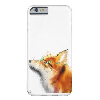 Capas de iphone do Fox do espírito
