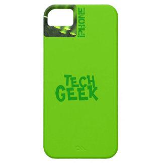 Capas de iphone do geek da tecnologia capa barely there para iPhone 5