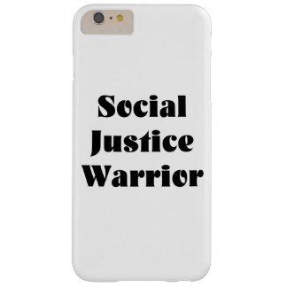 Capas de iphone do guerreiro de justiça social