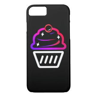 Capas de iphone do logotipo de Cuppcaake