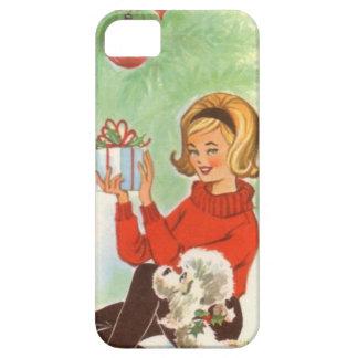 Capas de iphone do natal vintage