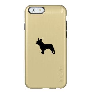 capas de iphone do ouro do exemplo do cão do