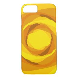 Capas de iphone do redemoinho da tangerina