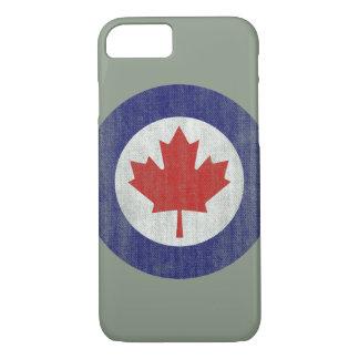 Capas de iphone do roundel de Canadá