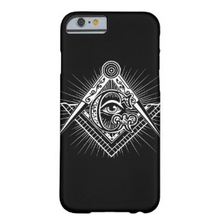 Capas de iphone do símbolo do Freemason