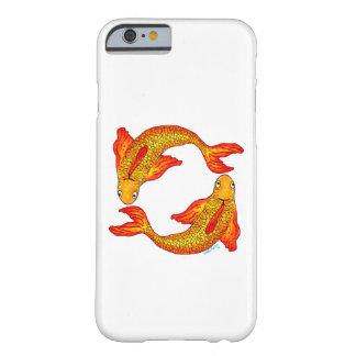 Capas de iphone do sinal do zodíaco dos peixes dos