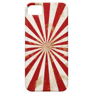 Capas de iphone do SunBurst do vintage Capa Barely There Para iPhone 5