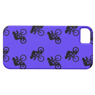 Capas de iphone do triathlon do ciclista