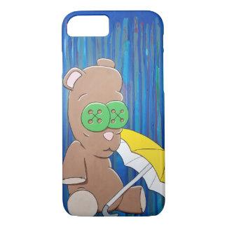 Capas de iphone do ursinho do dia chuvoso