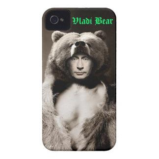 Capas de iphone do urso de Vladimir Putin Vladi Capinha iPhone 4