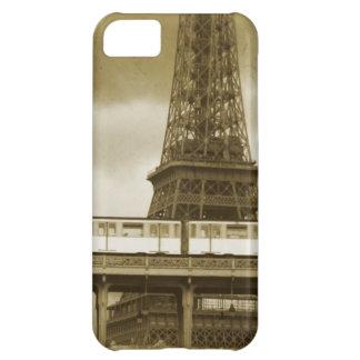 Capas de iphone do vintage da torre Eiffel