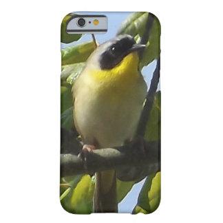 Capas de iphone do Yellowthroat comum