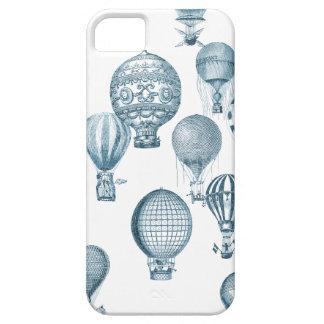 Capas de iphone dos balões de ar quente do vintage capas para iPhone 5