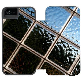 Capas de iphone dos blocos de vidro
