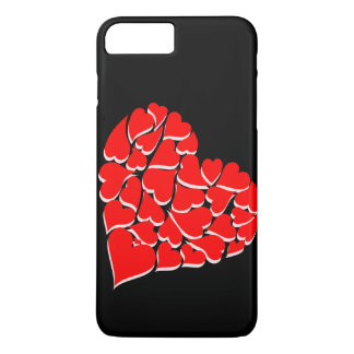 Capas de iphone dos corações