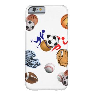 Capas de iphone dos esportes para ele
