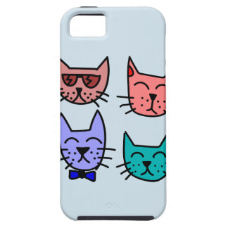 Capas de iphone dos gatos dos grafites