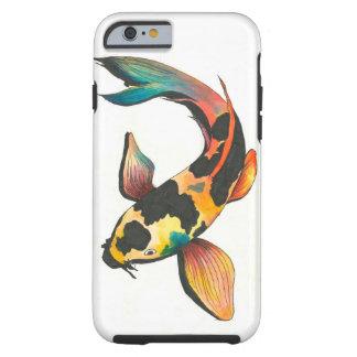 Capas de iphone dos peixes de Koi