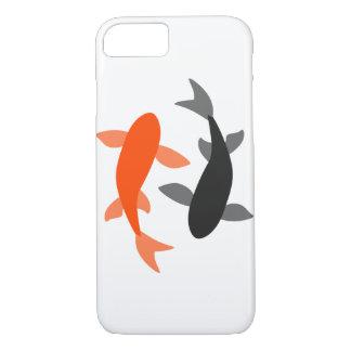 Capas de iphone dos peixes do zen