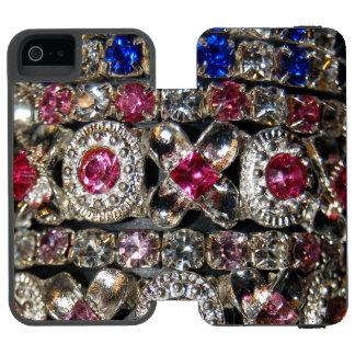 Capas de iphone dos rubis e das safiras