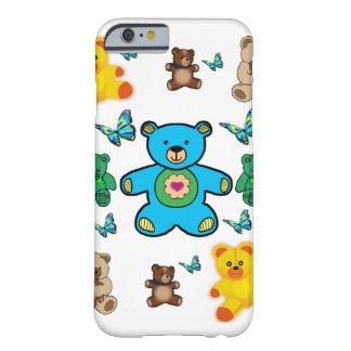 Capas de iphone dos ursos de ursinho para crianças
