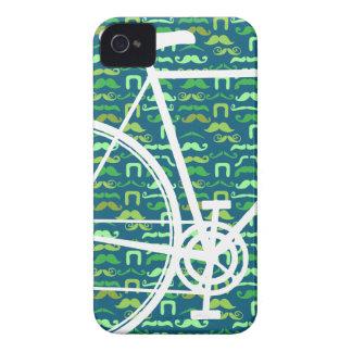 Capas de iphone engraçadas da bicicleta capinha iPhone 4