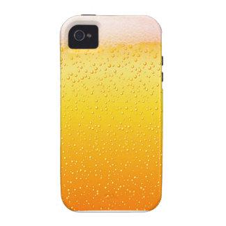 Capas de iphone engraçadas da cerveja capa para iPhone 4/4S