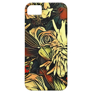 Capas de iphone estaladas florais