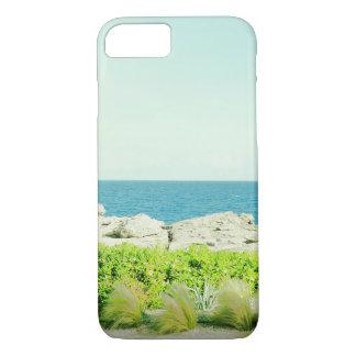 Capas de iphone exóticas da opinião do mar