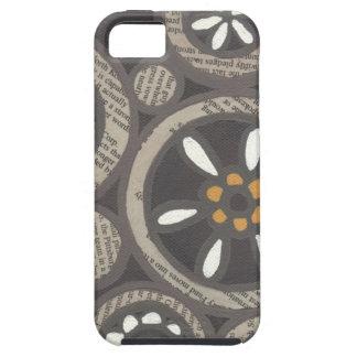 Capas de iphone florais abstratas da colagem capas para iPhone 5