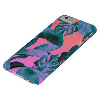 Capas de iphone florais capa barely there para iPhone 6 plus