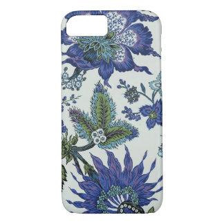 Capas de iphone florais da tapeçaria