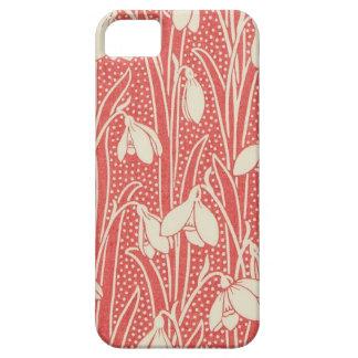 Capas de iphone florais de Rosa Capas Para iPhone 5