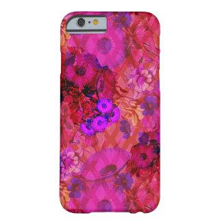 capas de iphone florais do vintage romântico capa barely there para iPhone 6
