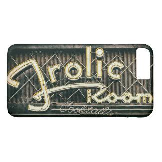 Capas de iphone Frolic históricas do bar da sala