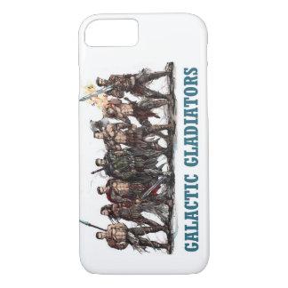 Capas de iphone galácticas dos gladiadores
