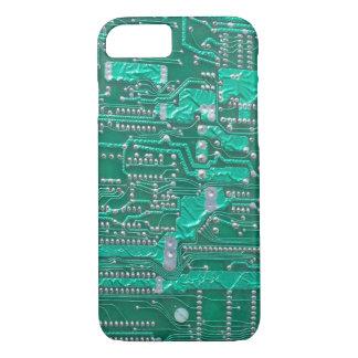Capas de iphone Geeky do conselho de circuito
