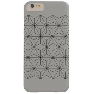 Capas de iphone geométricas cinzentas