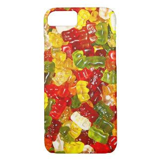 Capas de iphone gomosas dos doces do urso