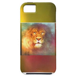 Capas de iphone impressionantes do leão