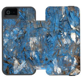 Capas de iphone lascadas azuis da pintura
