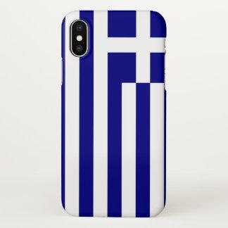 Capas de iphone lustrosas com a bandeira da