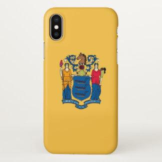Capas de iphone lustrosas com a bandeira de