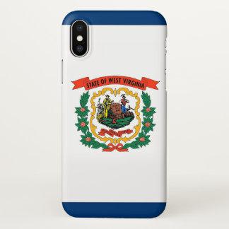 Capas de iphone lustrosas com a bandeira de West
