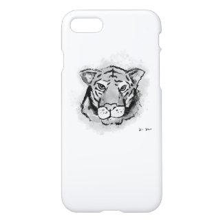 Capas de iphone manchados de tinta do tigre